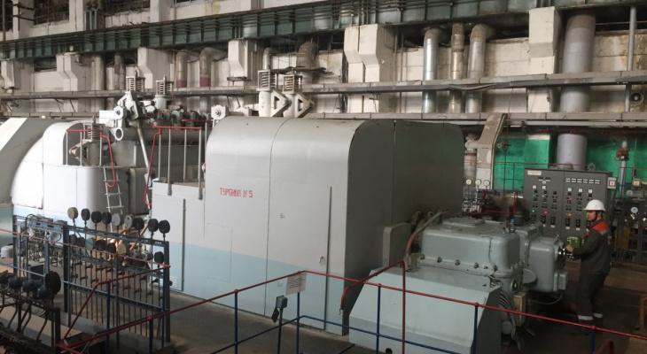 На Пензенской ТЭЦ-1 стартует ремонт турбогенератора №7