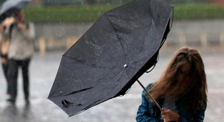 В Пензенской области ожидается ухудшение погоды