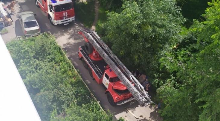 В одном из домов Пензы произошел хлопок газа: эвакуированы 25 человек