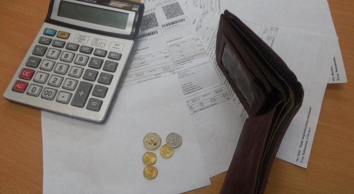 Пензенцам напоминают о возможности погасить долг за ЖКУ без оплаты пеней