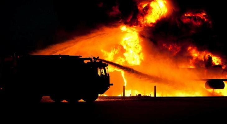 В ГУ МЧС прокомментировали пожар в селе Богословка