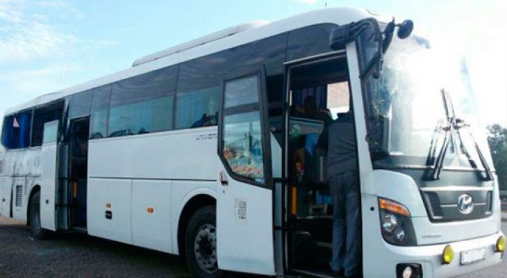 В пензенском УГИБДД рассказали о пострадавших в ДТП с автобусом