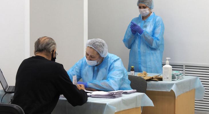 В Минздраве объяснили странность в процедуре вакцинации