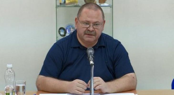 Олегу Мельниченко вкололи второй компонент антиковидной вакцины