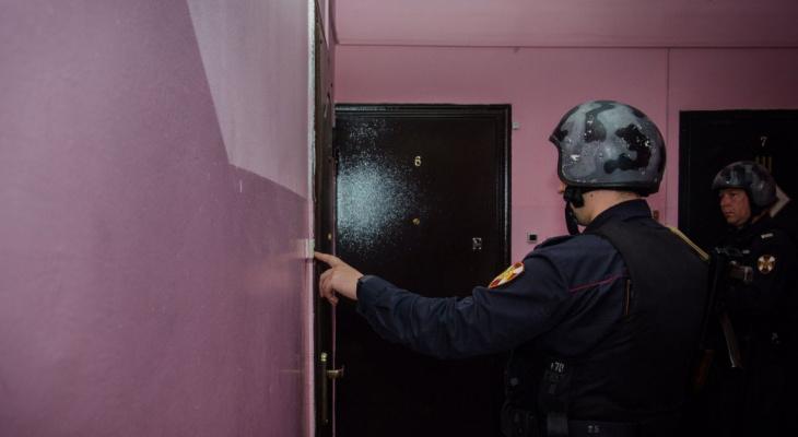 В Пензе за избиение бабушки задержали 35-летнюю женщину