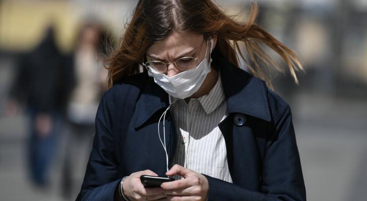 Пензенская область попала в середину рейтинга коронавирусной паники