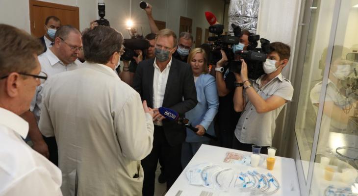 Олег Мельниченко готовит пензенских предпринимателей конкурировать на рынке высоких технологий