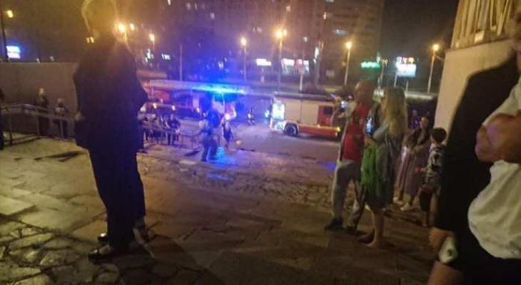 Ночью в Пензе задымился кинотеатр «Современник»