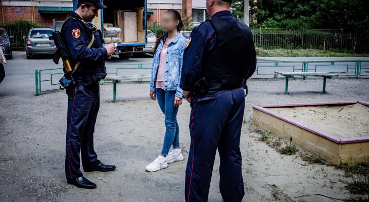 В Пензе на проспекте Победы мужчина ударил девушку на глазах очевидцев