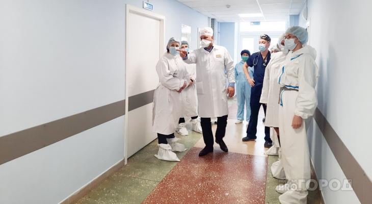 Поставлен антирекорд по количеству заболевших за сутки в Пензенской области