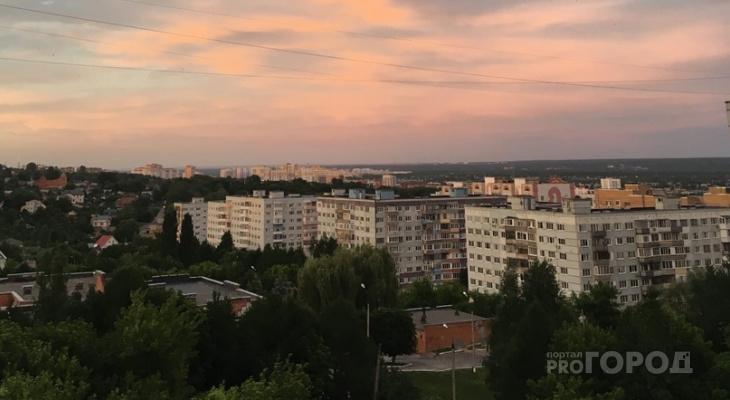 В Пензенской области синоптики предупредили о желтом уровне погодной опасности