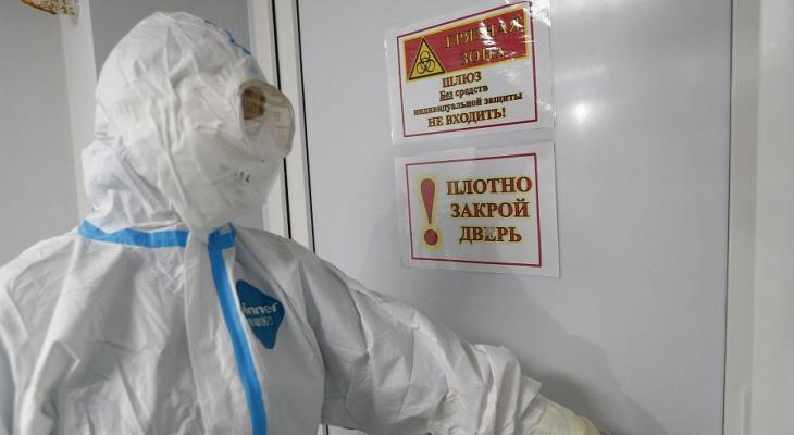 Восемнадцать смертей: в Пензе сообщили о росте числа погибших от коронавируса