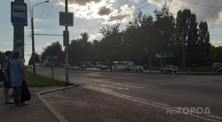 В Пензе нашли самый проблемный участок автотрассы