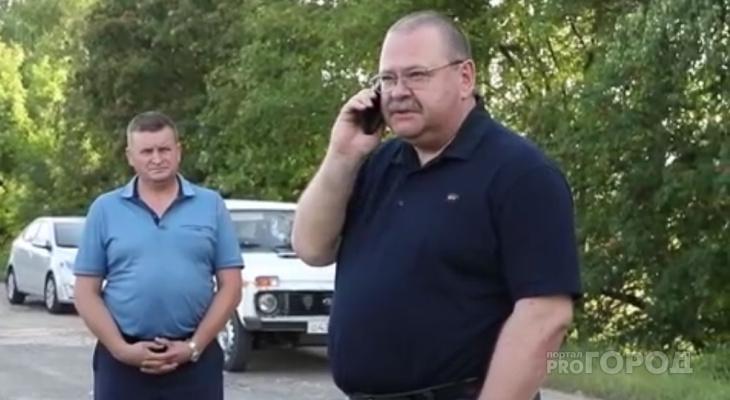 Олег Мельниченко незамедлительно выехал в Лунинский район