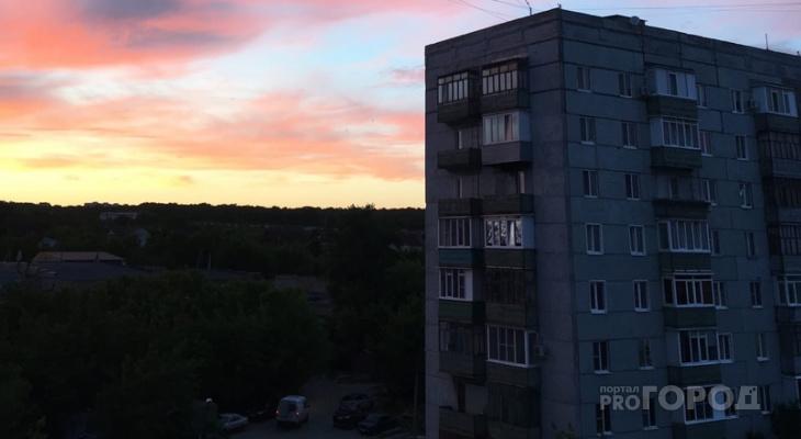 В Пензенской области с 5 этажа выпала маленькая девочка