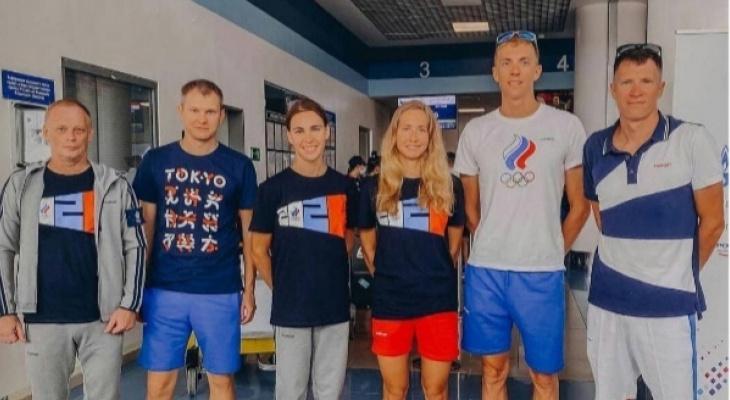 Спортсменка из Пензы представит Россию на олимпиаде в Токио