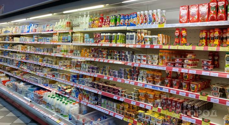 Стало известно на какие продукты в Пензенской области самые низкие цены