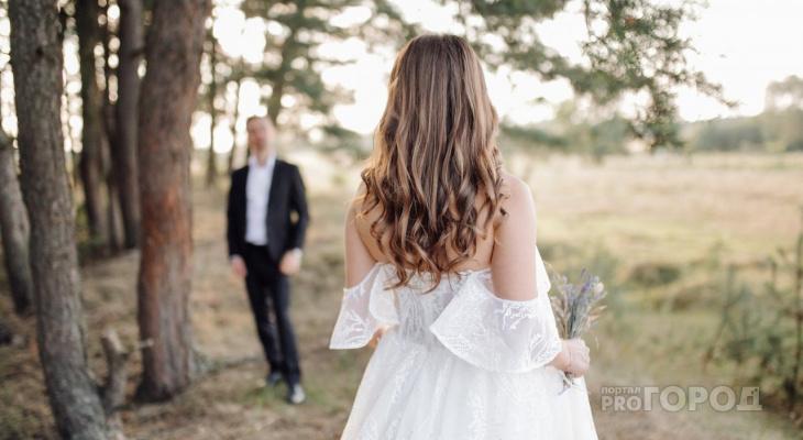 В Пензенской области разводов зарегистрировано на 19 процентов больше, чем свадеб