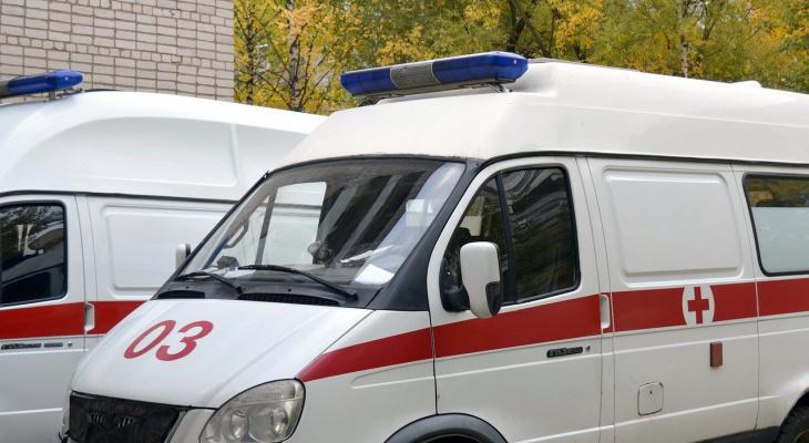 После аварии с большегрузом двух девочек отвезли в пензенскую больницу