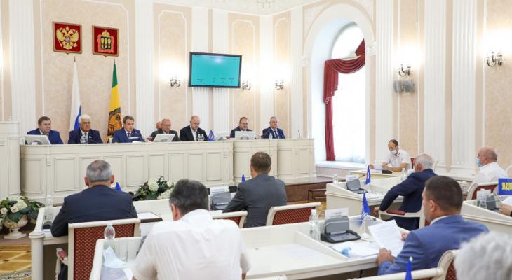 Пензенские депутаты одобрили новую меру соцподдержки детей-инвалидов