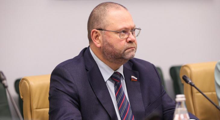 Олег Мельниченко рассказал о кадровых изменениях в региональном Минлесхозе
