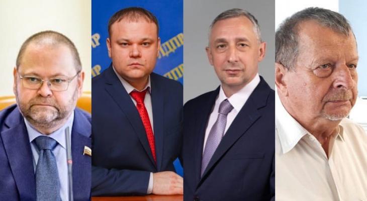 Пензенские кандидаты в губернаторы вскрывают свои карты