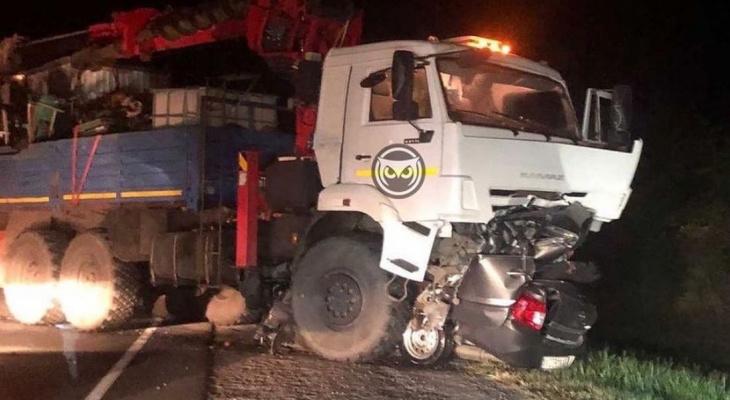 Смертельная авария под Пензой произошла на трассе «Урал»