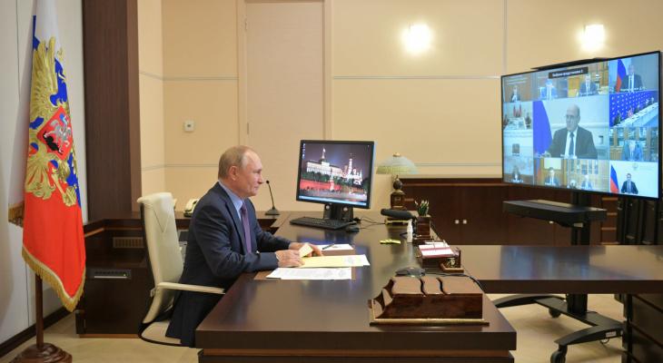 Владимир Путин: многие предложения «Единой России» внесли вклад в развитие социальной сферы