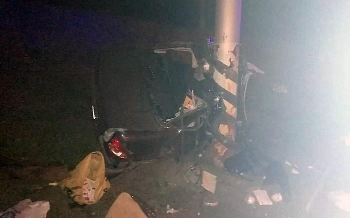 В Саратовской области машина с пензенскими номерами попала в смертельную аварию