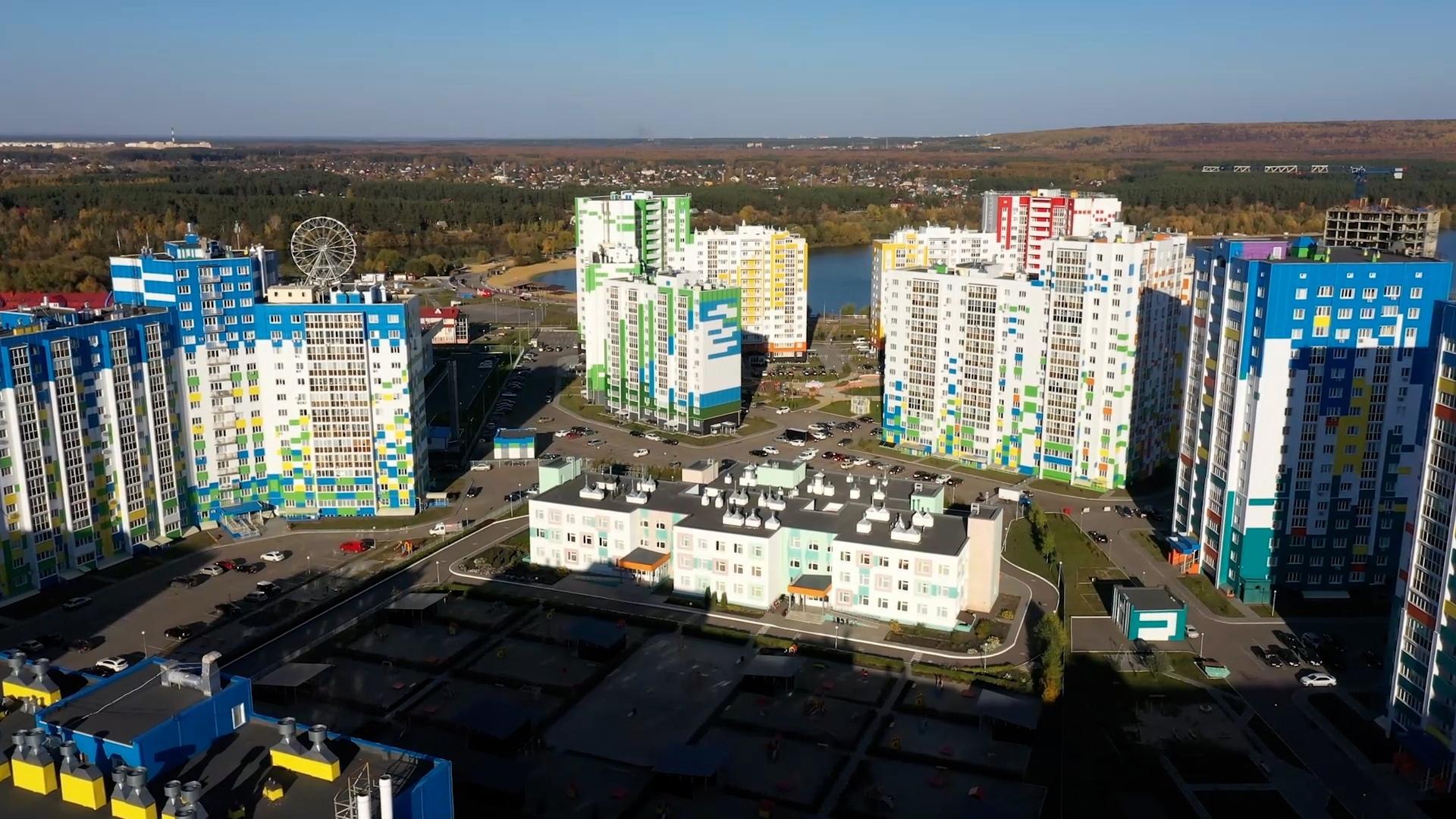 Город Спутник глазами своих гостей