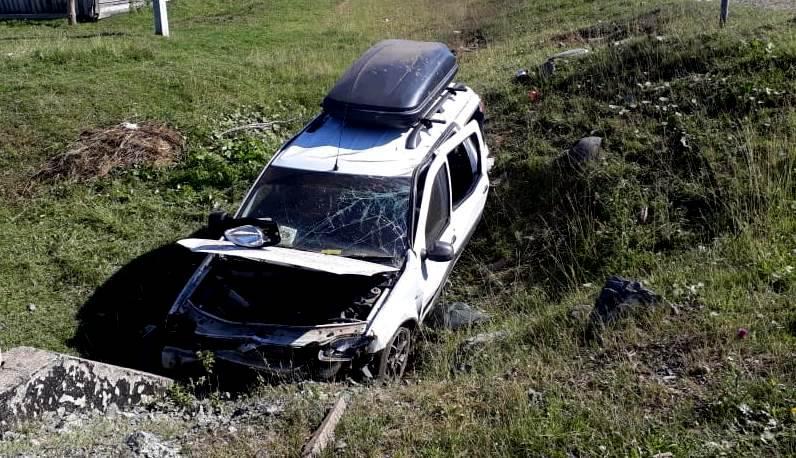 В Пензе произошла авария с шестью пострадавшими