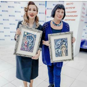 Жительница Заречного проиллюстрировала книгу Анфисы Чеховой