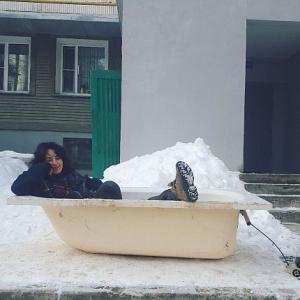 Жители Пензенской области делятся своими снимками в ванне