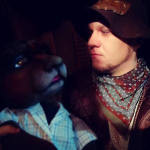 """Актер кукольного театра: """"Ты должен все свое нутро передать в куклу"""""""