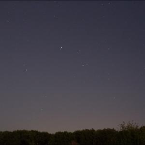 Как найти популярные созвездия рассказал пензенский астроном