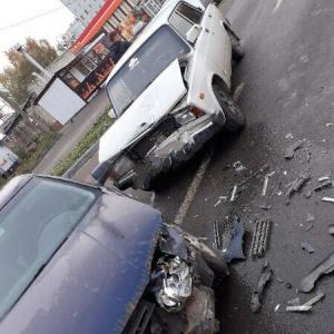 Водитель в тяжелом состоянии: чем обернулось утреннее ДТП в Пензе