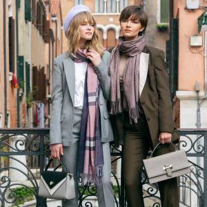 Какие головные уборы и шарфы на пике моды этой осенью и зимой?
