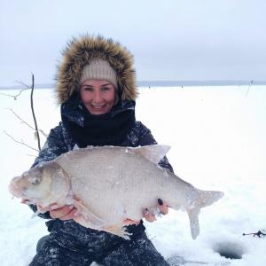 Карп - 7 300! Пензенская рыбачка рассказала о самых крупных уловах и рыбалке