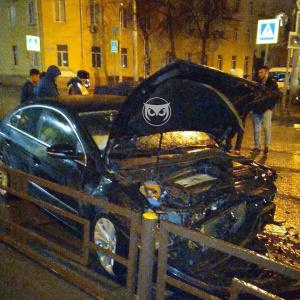 В Пензе произошло страшное ДТП с участием водителя такси