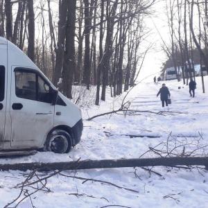 С пензенской маршруткой случился казус