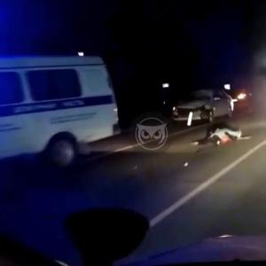 В Пензенской области произошло ДТП с летальным исходом - видео