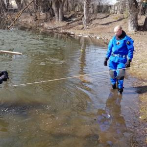 «Не успели спасти»: в Пензе утонул мужчина
