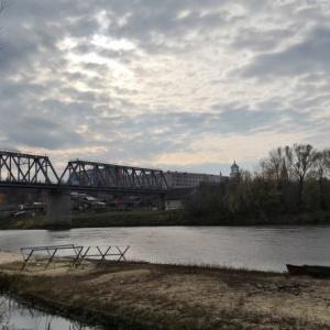 В Пензе женщина пыталась прыгнуть с моста