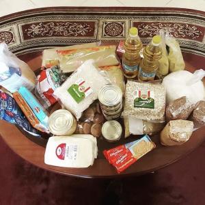 Когда малообеспеченные семьи смогут получить продуктовые наборы? - отвечает правительство Пензы