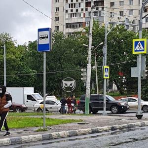 «Образовалась пробка»: в Пензе произошло ДТП с участием такси