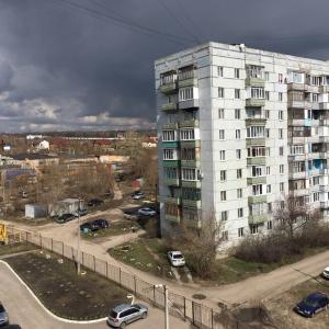 """В Пензенской области на субботу объявили """"желтый уровень""""  опасности"""