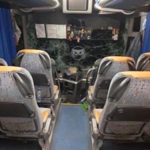 В жутком ДТП под Пензой с автобусом и иномаркой погиб молодой парень