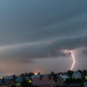Грозовой шторм надвигается: экстренное предпреждение от пензенского МЧС