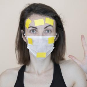 Обратная сторона медали: почему люди в масках вызывают презрение и страх