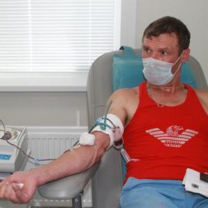 В Пензе донорскую кровь будут перемешивать миксером